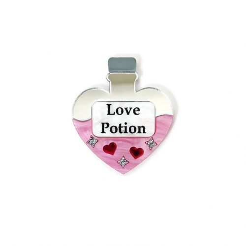 Love Potion Brooch by Levanter