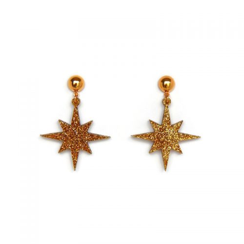 gold-starburst-earrings
